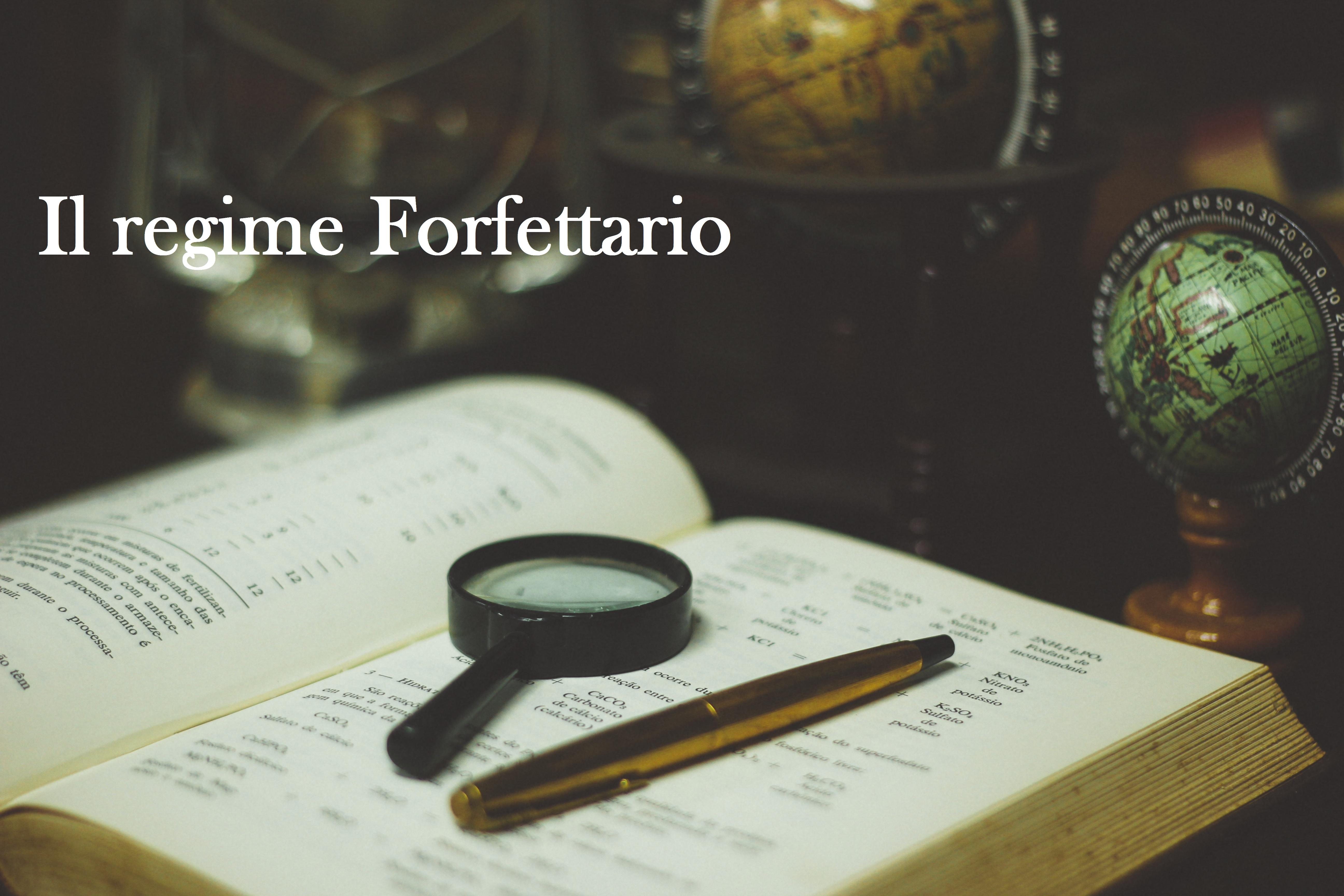 REGIME FORFETTARIO LA DICITURA IN FATTURA
